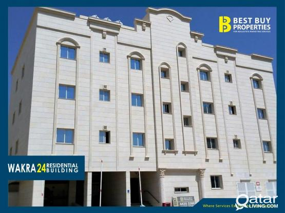 unfurnished, 2 bedrooms apartment for rent in Wakrah