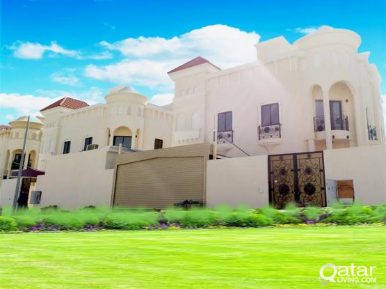 Super Luxurious!! 6 bedrooms villa for rent in Al