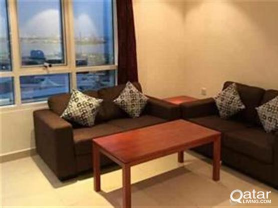 Short Term / Yearly Basis- Fully Furnished 1BHK Fl