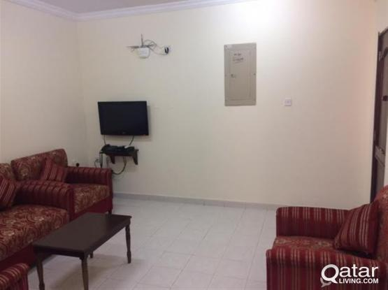 1BHK FF Flat in Binmahmoud for Family Water & Elect FREE