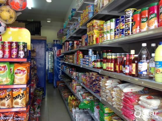 SUPERMARKET AND CAFETERIA FOR SALE IN FAREEJ ABDUL AZIZ