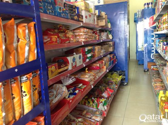 SUPERMARKET AND CAFETERIA FOR SALE IN AL WAKARAH