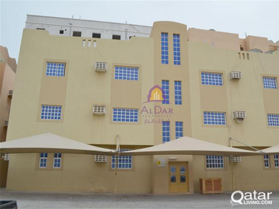 Unfurnished two bedrooms in Muntazah