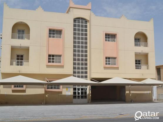 No Commission- Spacious Three Bedrooms With AC Units Located in Madinat Khalifa Near Landmark Mall