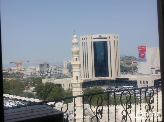 2 Bedroom Apartment With Balcony In Najma Near Toyota Signal  For Bachelors