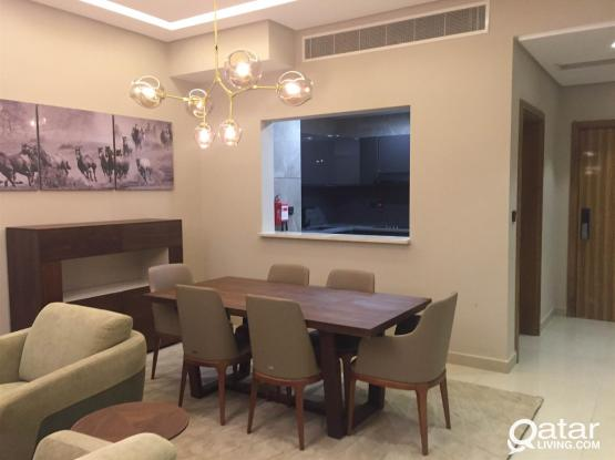 Fabulous 1bhk apartment furnished with facilities.