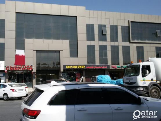 For Rent Offices 3 Rooms at Al nser Street Without Commission
