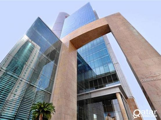 Five Star Serviced Offices with City View in CBD