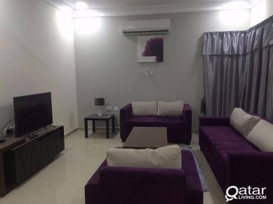 2 Bedrooms Furnished Apartment in Al Sakhama