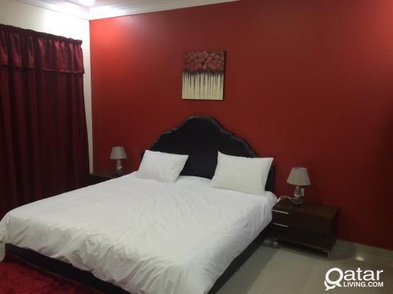 1 Bedroom Fully Furnished Apartment @Al Sakhama