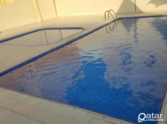 4 Bedrooms Compound Villa in Al Gharrafa Near Woqod Petrol Station