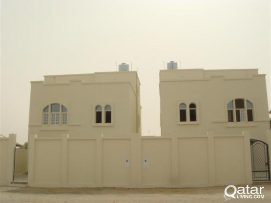 "8 Rooms Labor Allowed Villa At Al khor ""NO NEED COMMISSION"""