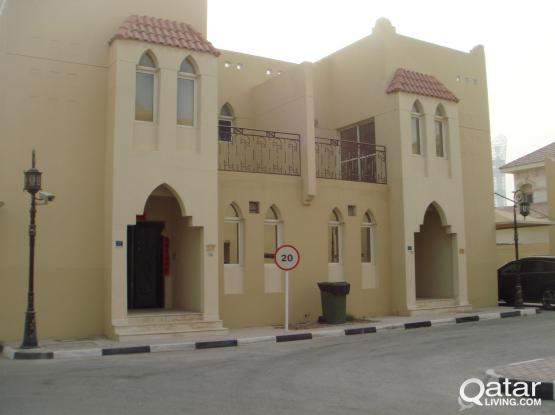 4Bhk SF & FF Compound Villa With Maid Room For Rent In Al-Waab