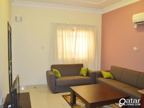 2Months Free - Fully Furnished 1 Bedroom in Al Kheesa / Doha Festival City - IKEA