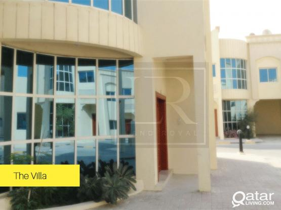 6 BEDROOM VILLA COMPOUND FOR RENT IN AL WAKRA  SUITABLE FOR EXECUTIVE BACHELORS/CORPORATE