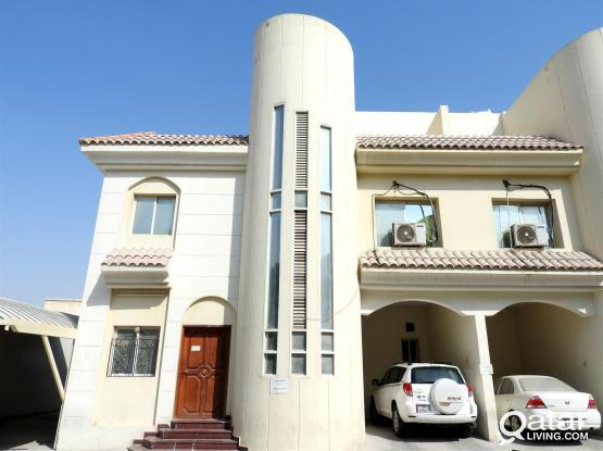 Very Nice 5 Bedroom Villa Available in Luqta Near to Old Rayyan Garden for Executive Bachelors