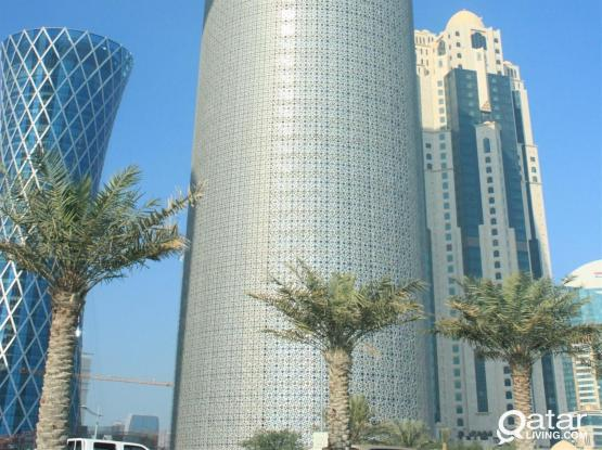 GET A VIRTUAL OFFICE IN DOHA TOWER!