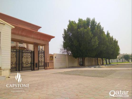 Spacious 7BR Standalone Villa in Diplomatic Area of West Bay