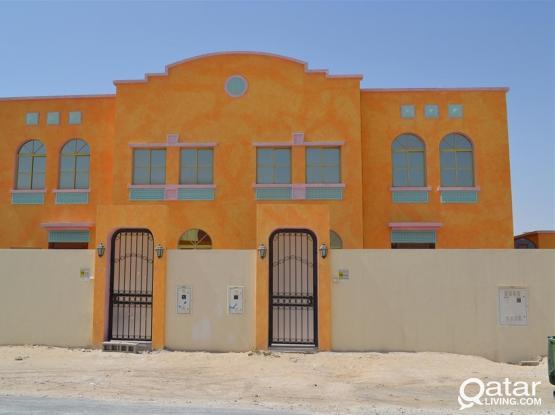 No Commission - Magnificent Duplex Villa With AC Units Located in Ein Khalid Near 01 Mall