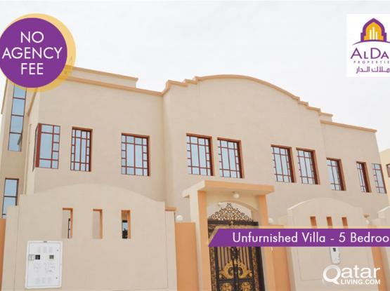 Spacious  5BR U/F Villa-Ein Khalid