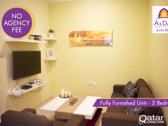 1 month free Chic Furnished 1 Bedroom in Wukair