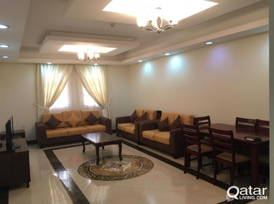 (#NO COMMISSION!#) FULLY FURNISHED 2-BEDROOM APARTMENT WITH WIFI IN NAJMA