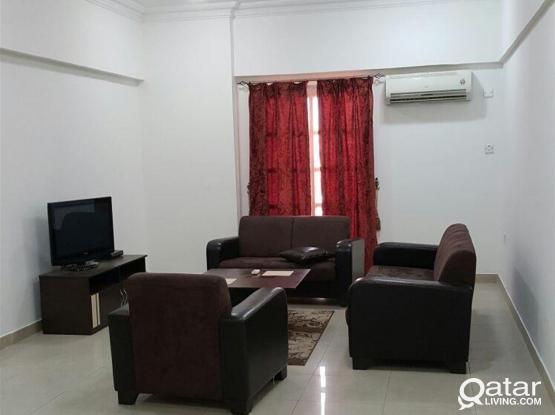 Fully Furnished 1-Bedroom in Fereej Abdel Aziz