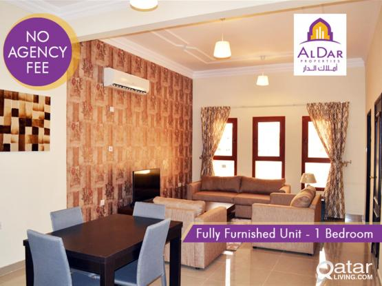 1 month free - Furnished one bedroom in Al Kheesa