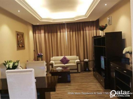 3 Bedrooms/1 Hall/4 Bathroom & Kitchen Apartment