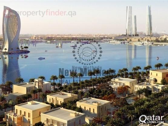 Residential Plot-villas in Lusail City For Sale