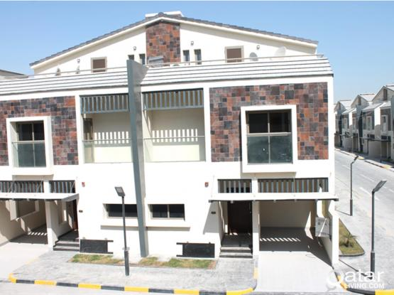 BRAND NEW FULLY FURNISHED AND SEMI FURNISHED VILLAS AT MESSILA - FOR RENT