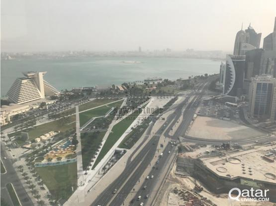 Commercial Tower at Corniche Area / Rent