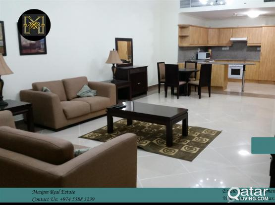 1 Bhk FF And SF Specious Flat For Rent In Mushairib With Month Free