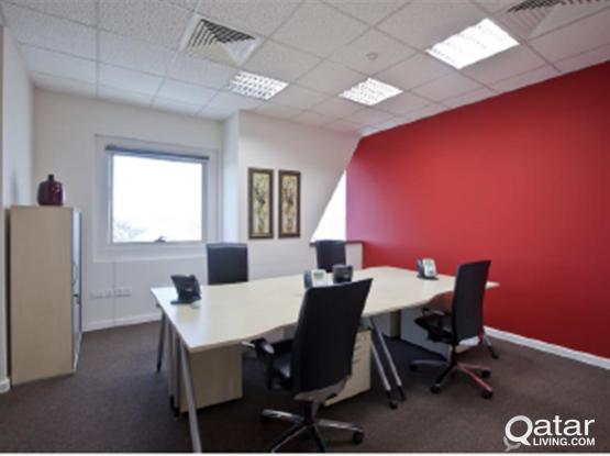 BUSINESS CENTER IN D-RING ROAD - FOR RENT