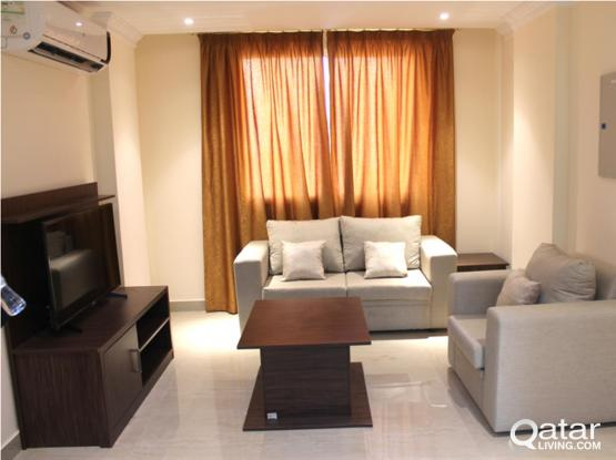 BRAND NEW 1 BEDROOM APARTMENT AT MUSHERIB AREA - FOR RENT