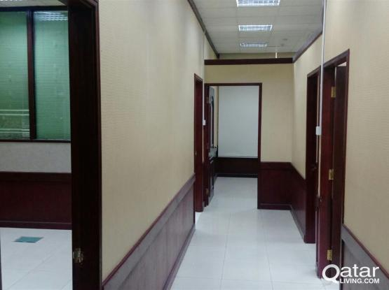 155 Sqm 6 Rooms office on C Ring road