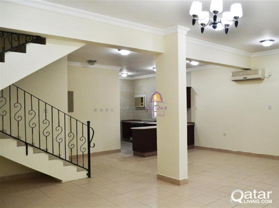 Beautiful 4 BR Villa behind Sidra Hospital with 1 month FREE