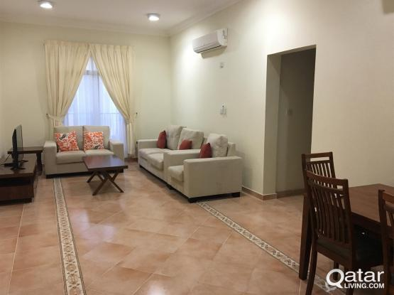 #NO COMMISSION# Luxurious Fully Furnished 2BHK Apartment with BALCONY@ Bin Omran