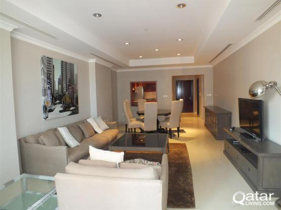Fully Furnished 2 Bedroom Apartment For Rent In Pe