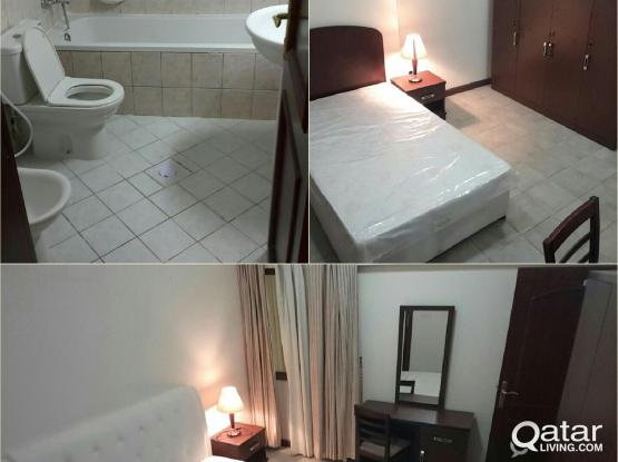 well furnished bachelor apartment in mansoura