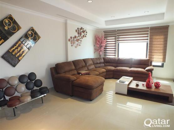 Fully Furnished 2BR Flat For Rent In Pearl (month