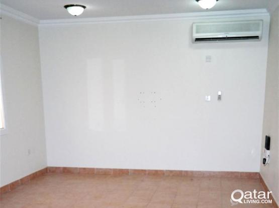 SPACIOUS semi furnished 1 bhk ground floor flat AT