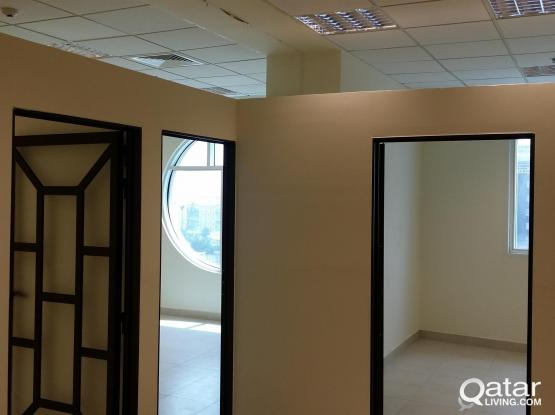Very Good offices at low costs in Al Saad