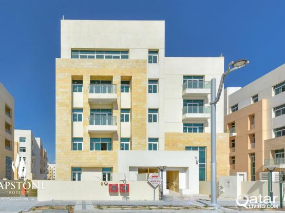 FREE ONE MONTH! New 1BR Apartments in Lusail
