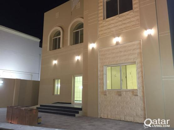 17 Bedroom Semi - Commercial villa Available for Rent in Ain Khaled Area