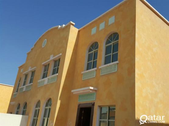 Duplex 5-Bedrooms Villa in Ain Khaled Suitable for family/staff