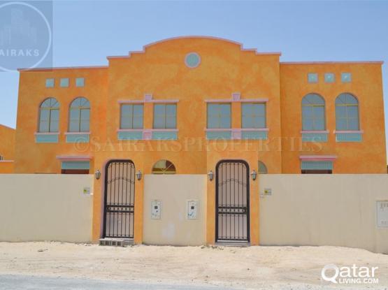 4BHK Unfurnished Villa for Rent - Ain Khaled