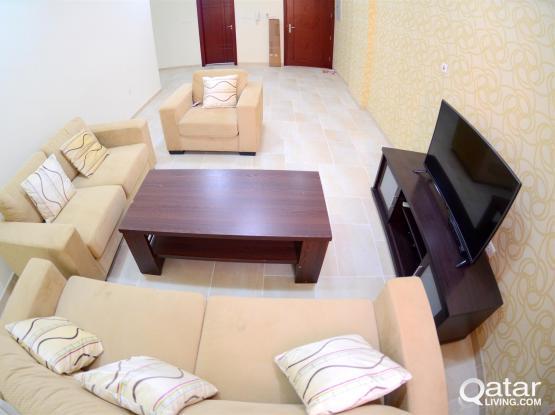 Fully Furnished 2- Bedroom Apartment: Al Nasr