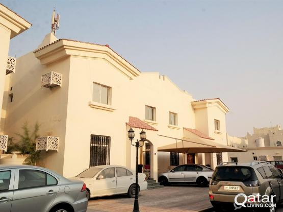 spacious 4 bedroom compound villa for family at Rowda/oldairport