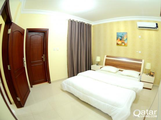 Fully Furnished 2- Bedroom Apartment: Old Airport
